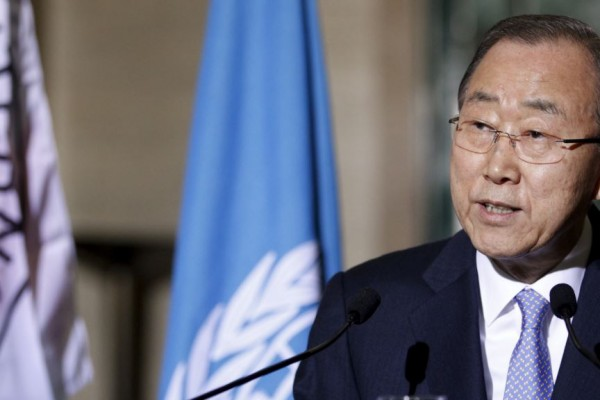 Letter from Ban Ki-Moon | Lima to Paris and What's At Stake