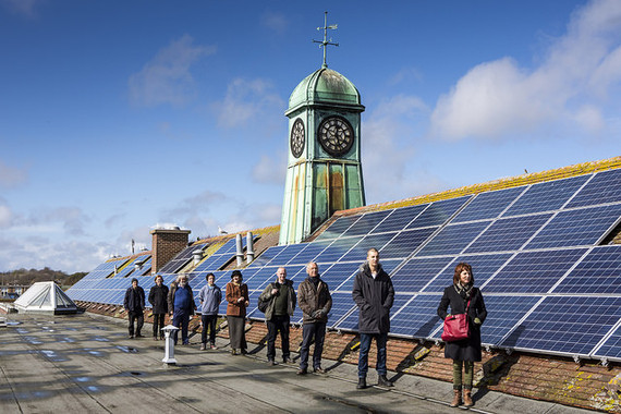 The Rise of Community Energy