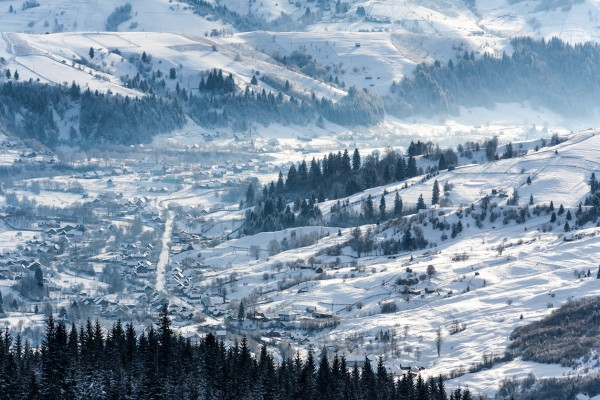 From Darkness Into Light | Winter Festival Notes from a Carpathian Village
