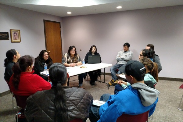 2016 Kosmos 2016 Kosmos Seed Grant Recipient | Project NEWS (Native Engagement within Systems)
