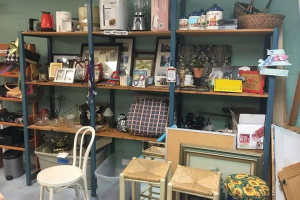 Hyperlocal Sharing | A Store Where Everything is Free