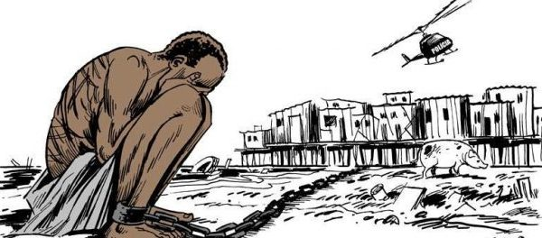 Rio and the Criminalization of Poverty
