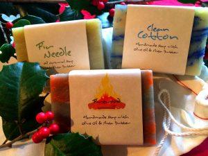 Kosmos Handmade Natural Soaps for the Festive Season