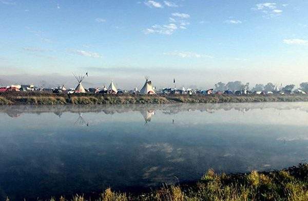 Standing Rock | Being in a Living Prayer and the Art of Collective Resistance
