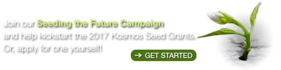Join the Kosmos Community