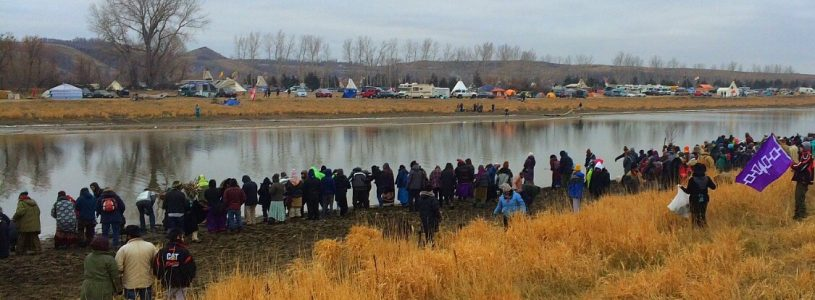 Standing Rock | We Go As a River