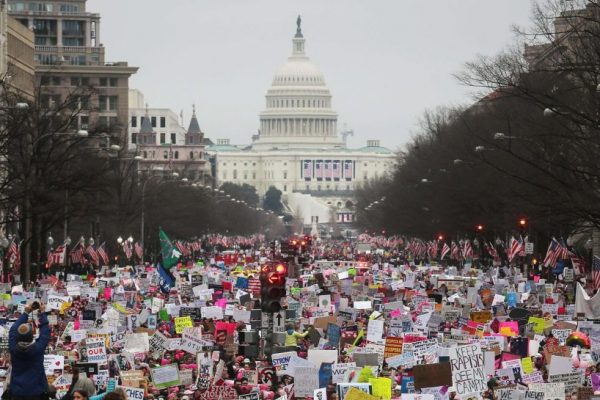 Why I marched on Washington for the first time in 25 years