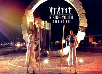 Rising Youth Theatre Performance
