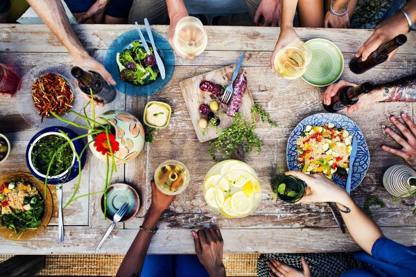 How to Start A Meal Sharing Co-op: An Excerpt From Together Resilient