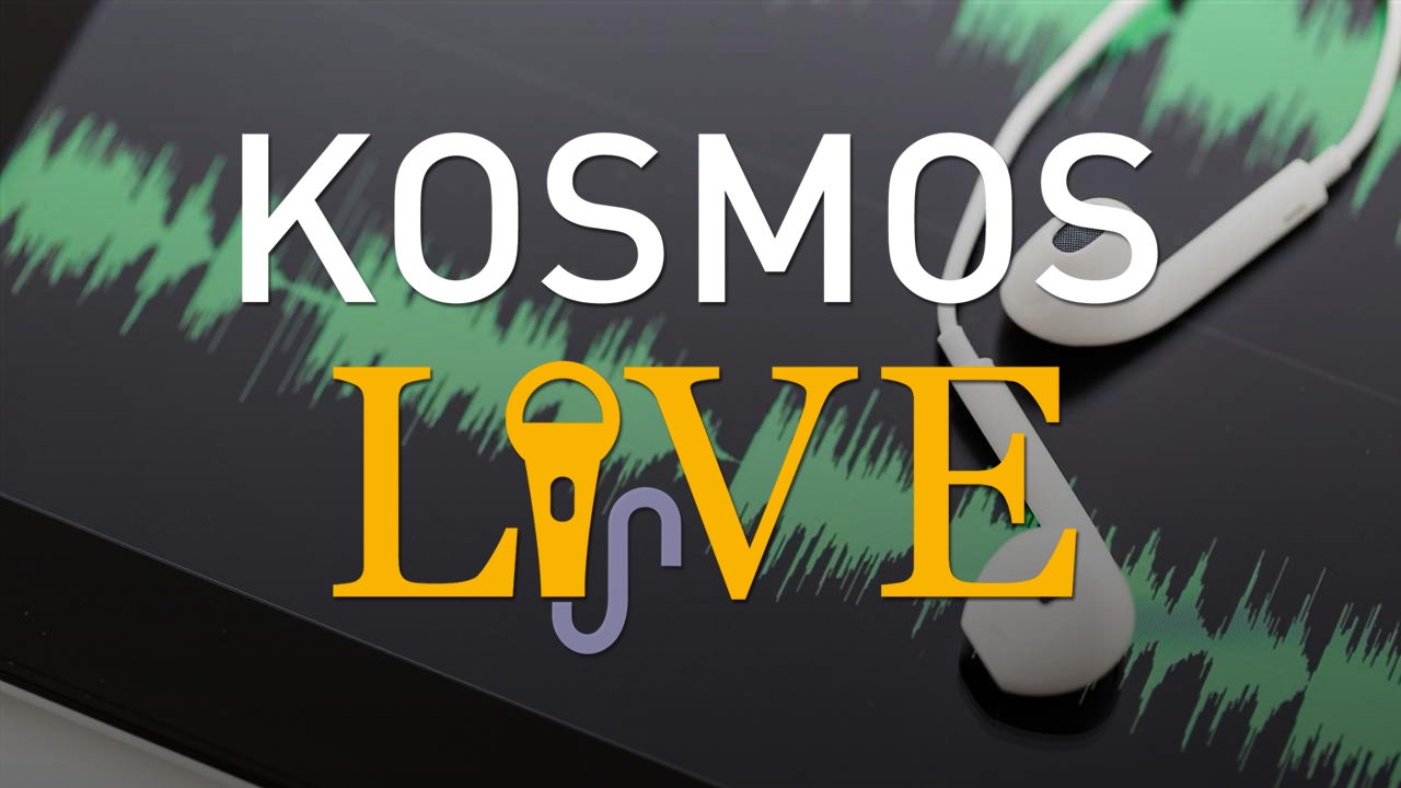 Kosmos Live! | Mark Gerzon, Mediation in a Time of Division