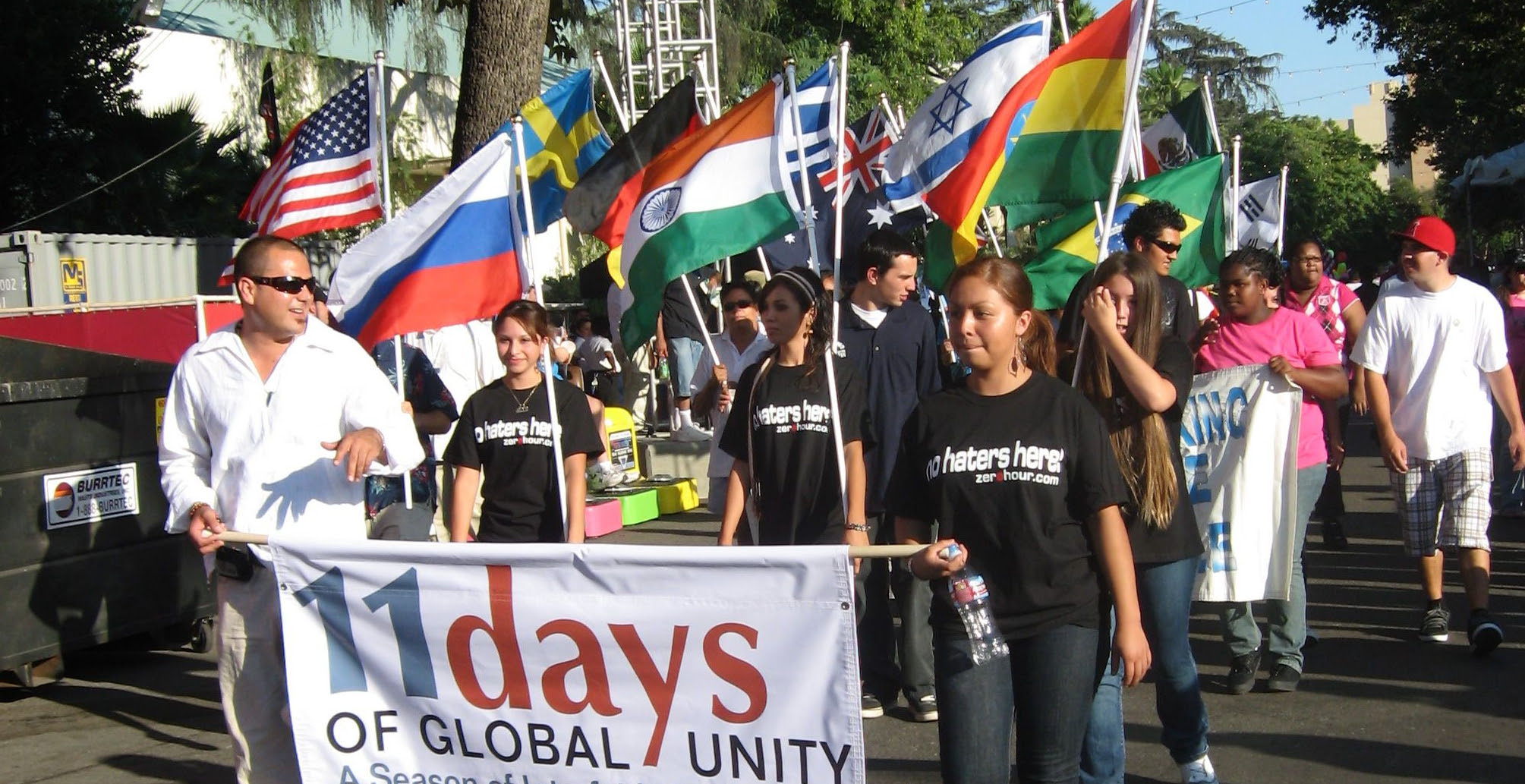 Your Complete Guide to 11 Days of Global Unity 2017