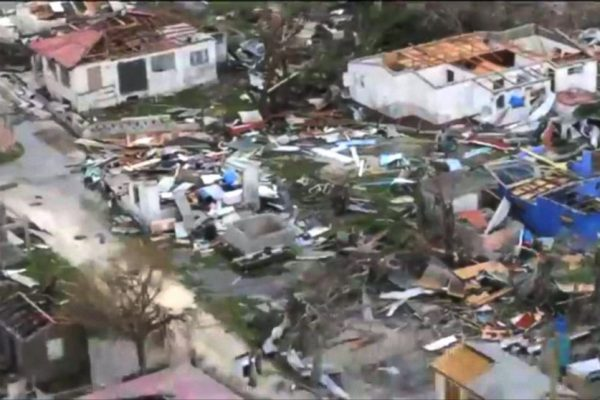 Devastated Puerto Rico Tests Fairness of Response to Climate Disasters