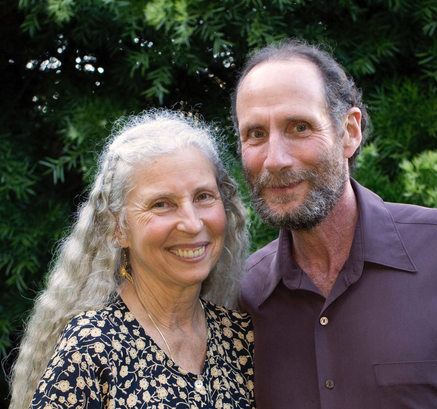 Joel and Michelle Levey