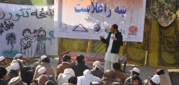 In Search of Lost Hope: Theatre Against All Odds in Afghanistan