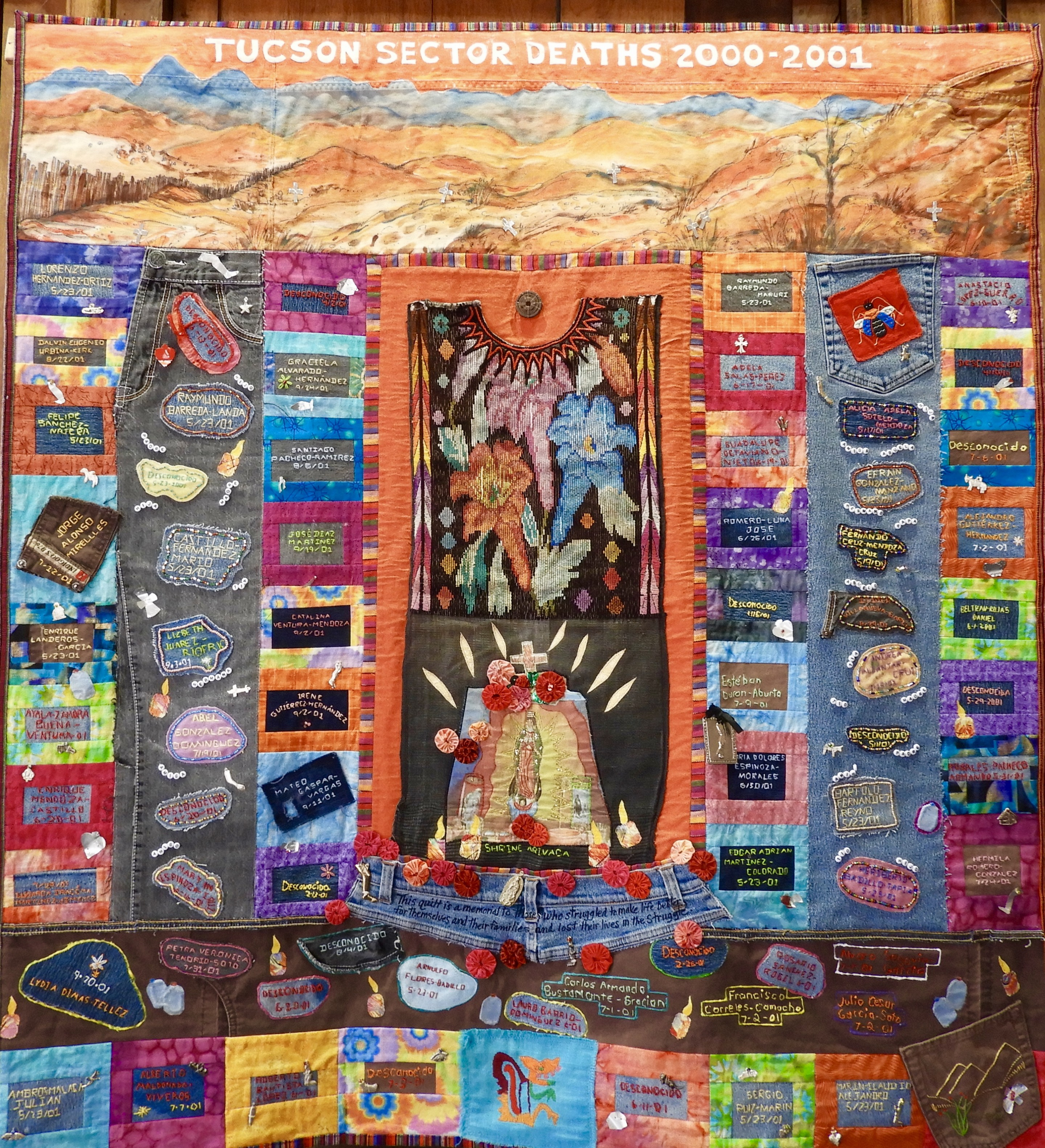 The Migrant Quilt – Kosmos Journal