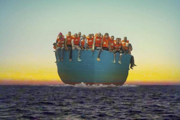 LIFEBOAT | Refugees Adrift at Sea, A Talk with the Film's Director, Skye Fitzgerald