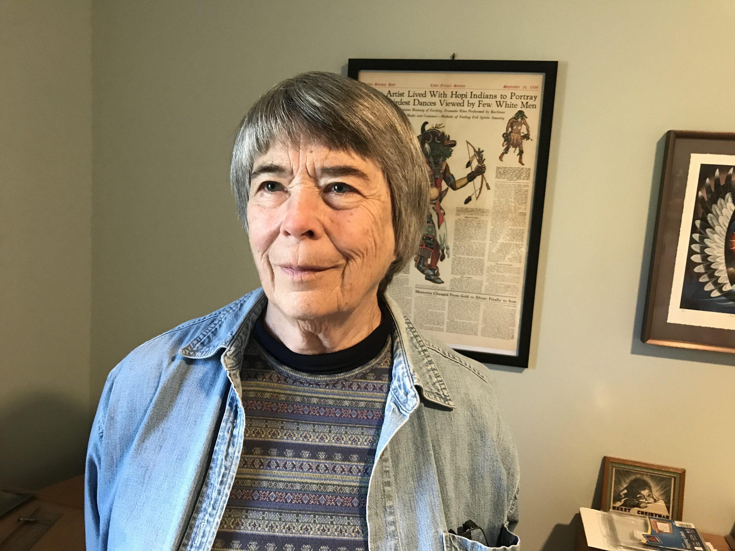 Nancy Earle