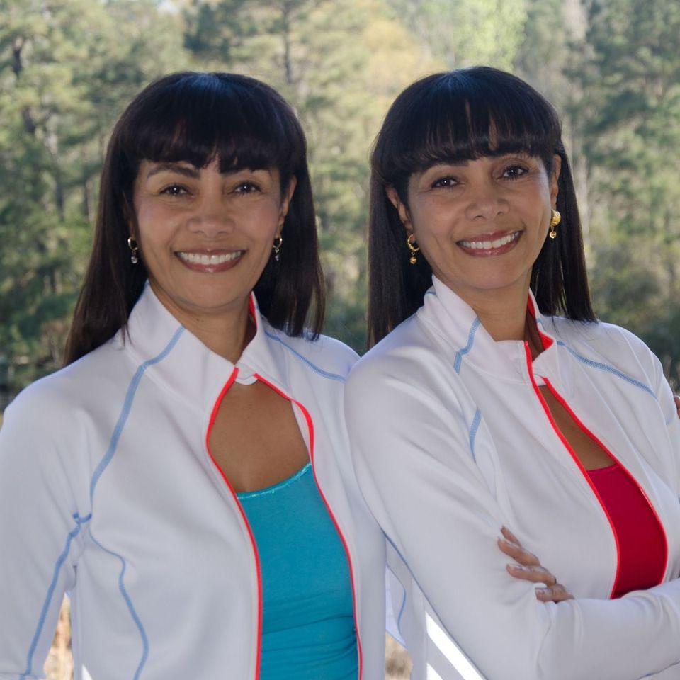 Renée Rolle-Whatley and Ramona Rolle-Berg