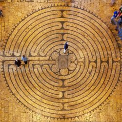 The Labyrinth and the Black Madonna