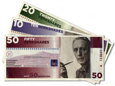 BerkShares currency