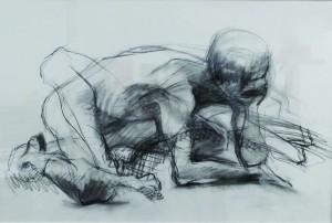Conscience. artwork by Hope Ricciardi.