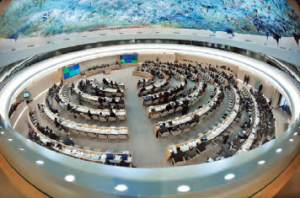 16th session of the Human Rights Council in Geneva, Switzerland