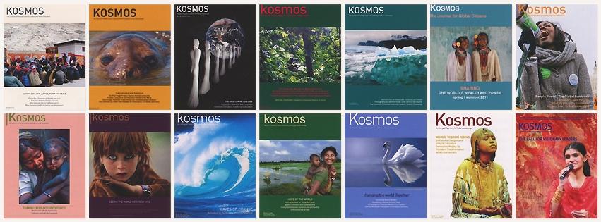 kosmos essays in order
