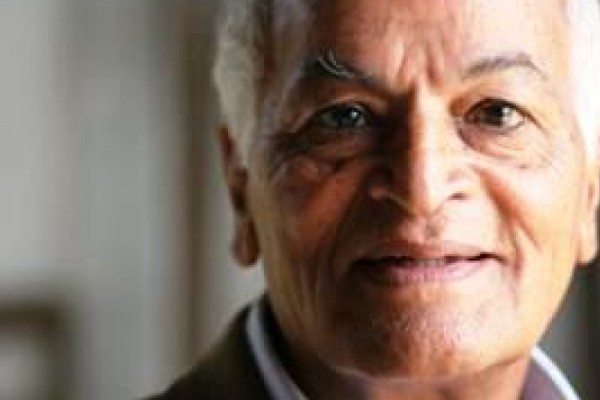 An Interview with Satish Kumar at the New Story Summit