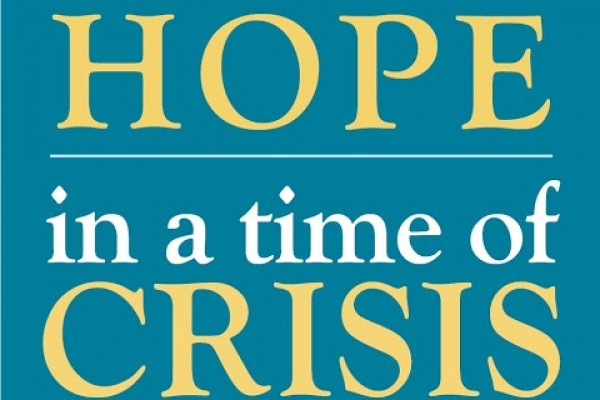 EVENT: Voices of Hope in a Time of Crisis, Nov. 8 in NYC