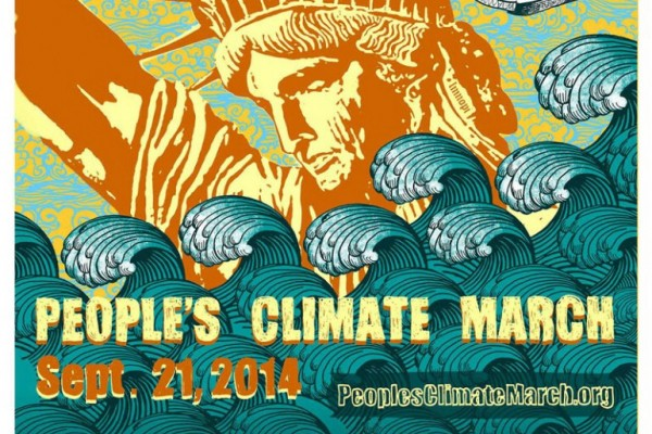 Logistics: The People's Climate March