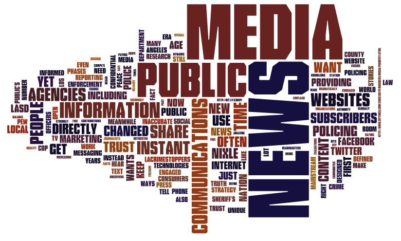 Pew Research Center S Journalism Project State Of The