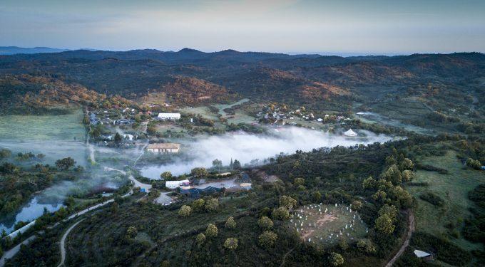 03 - Aerial view Tamera