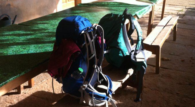 p20 rucksacks